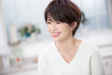 吉瀬美智子の髪型が似合う人の3つの条件とは?【ショートヘア編】