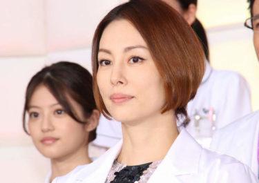 米倉涼子の髪型の特徴&似合う人の条件とは?【前下がりショートボブ編】