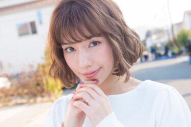 仲里依紗の髪型が似合う人の3つの条件とは?